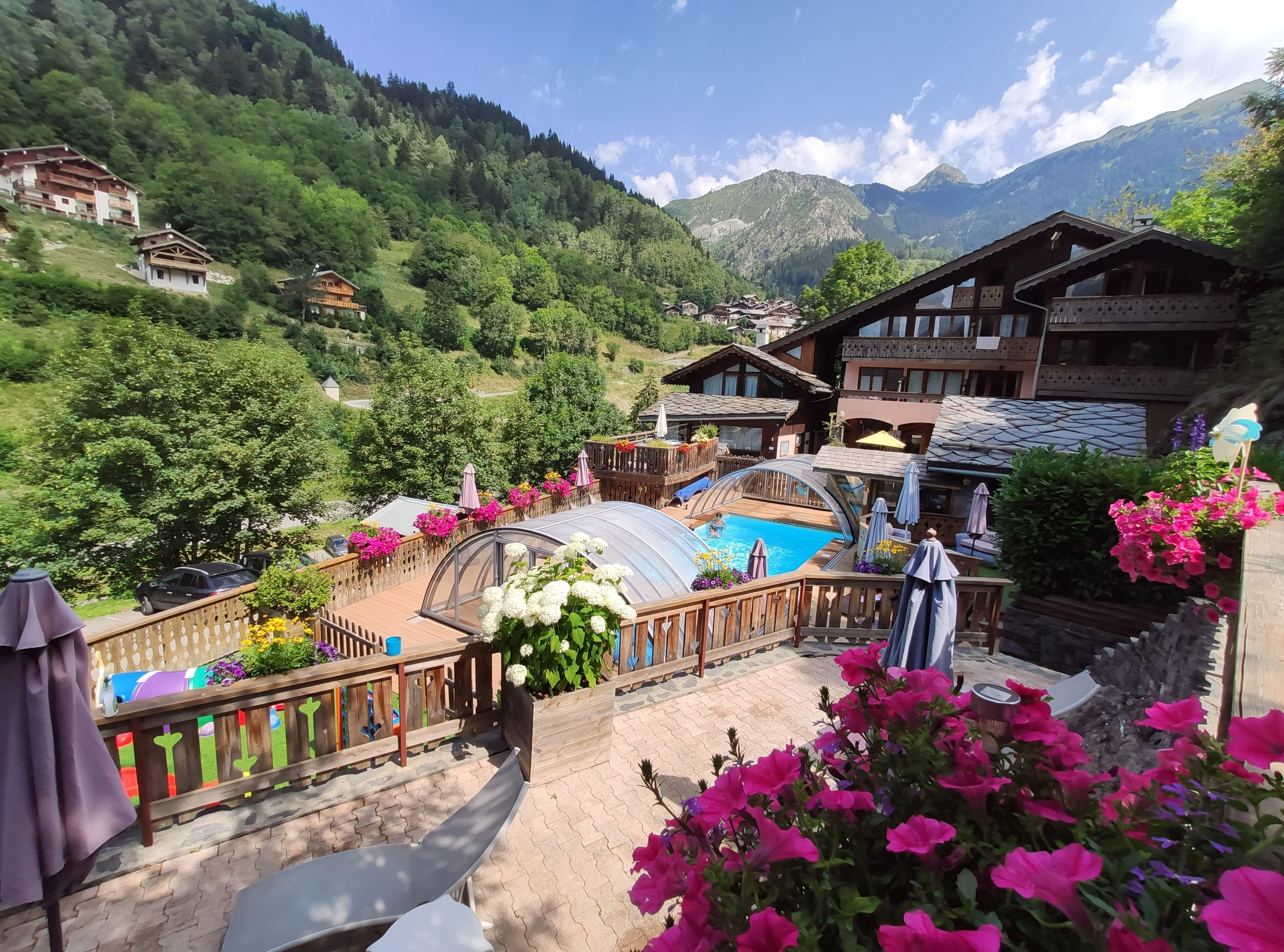 Summer holidays in Vanoise: the top 5 activities in Champagny